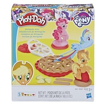 Play-Doh Play-Doh Ponyville Turta Partisi Renkli